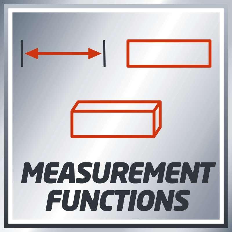 Laser Measuring Tool TC-LD 25, Einhell