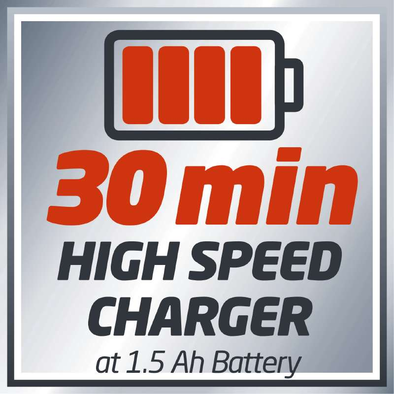 Φορτιστής PXC 18V 30min Power-X-Change, Einhell