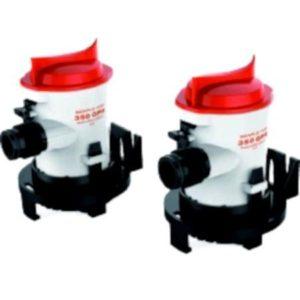 Αντλία σεντίνας SeaFlo 600 12V, 02614-60