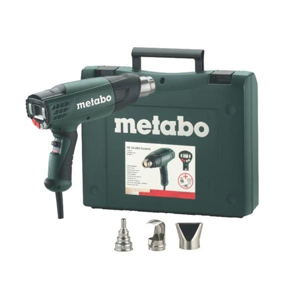 2300 Watt Πιστόλι Θερμού Αέρα HE 23-650 Control
