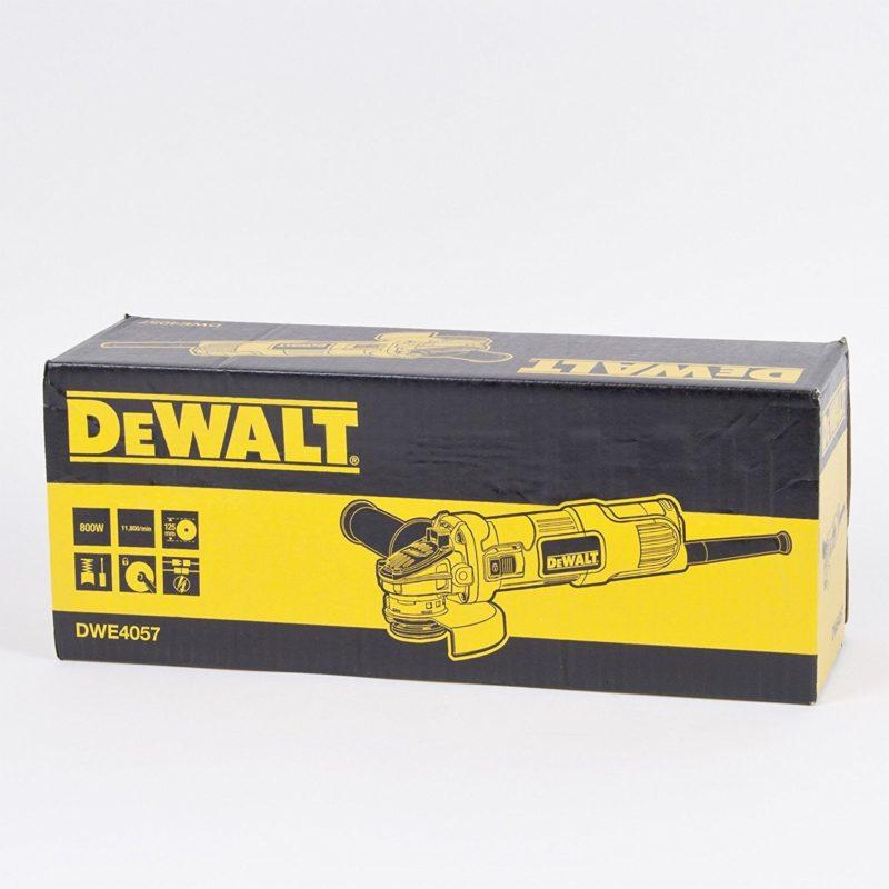 Γωνιακός τροχός 125mm 800W, DeWalt DWE4057