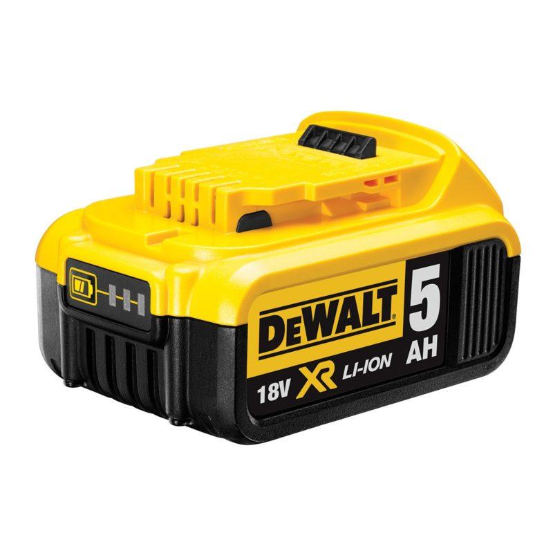Μπαταρία 18V XR 5.0Ah, DeWALT DCB184