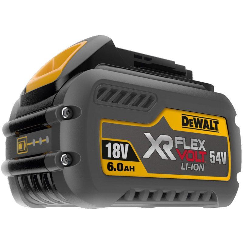 Δισκοπριονο Παγκου 54V Xr Flexvolt, DeWALT DCS7485T2