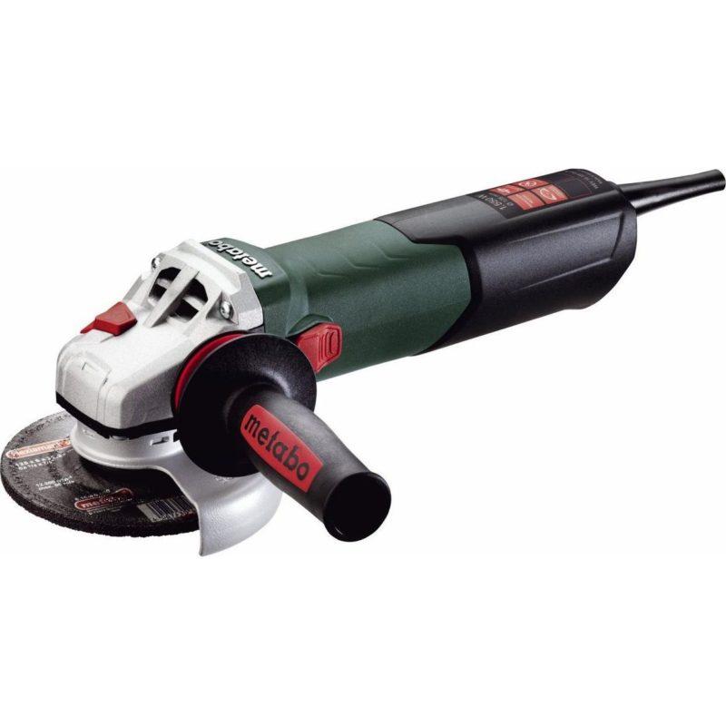 1550 Watt Ρυθμιζόμενος Γωνιακός Τροχός 125mm WEV 15-125 Quick