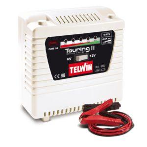 Φορτιστής μπαταρίας αυτοκινήτου Touring 11, Telwin