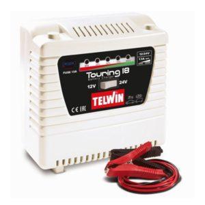 Φορτιστής μπαταρίας αυτοκινήτου Touring 18, Telwin