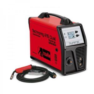 Ηλεκτροκόλληση Technomig 215 Dual Synergic 3, Telwin