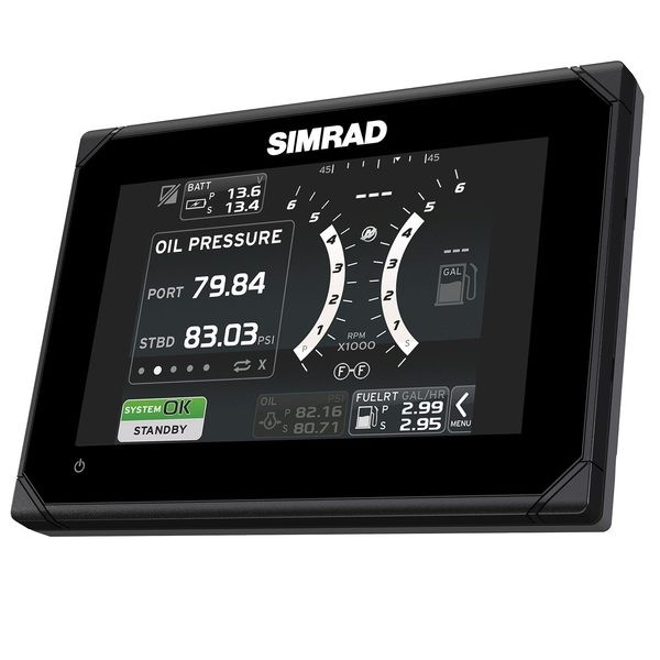 Βυθόμετρο, Go12 XSE, Simrad