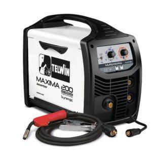 Ηλεκτροκόλληση Maxima 200 Synergic, Telwin