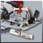 Eπαναφορτιζόμενο Δισκοπρίονο TE-CS 18 Li-Solo, Einhell