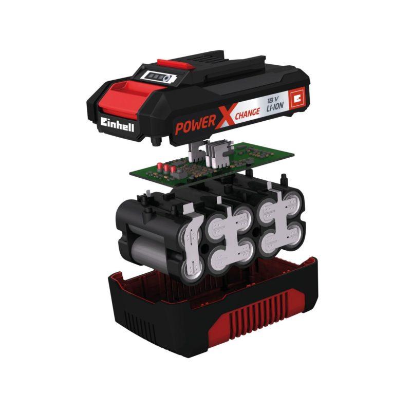 Σετ ταχυφορτιστής και μπαταρία 18 V 4,0 Ah, Einhell