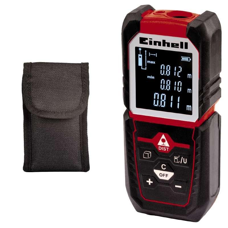 Μετρητής αποστάσεων / όγκου Laser TC-LD 50, Einhell