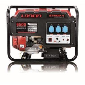 Ηλεκτροπαραγωγό Ζεύγος Loncin LC6500D- A