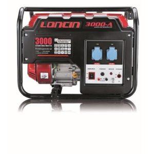 Ηλεκτροπαραγωγό Ζεύγος Loncin LC3000-A