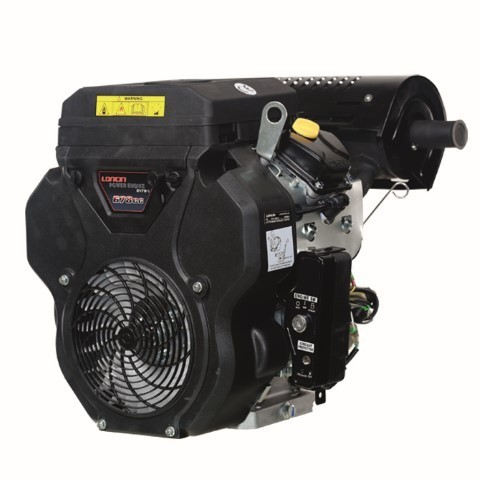 Δικύλινδρος Βενζινοκινητήρας Loncin LC2V78FD-1