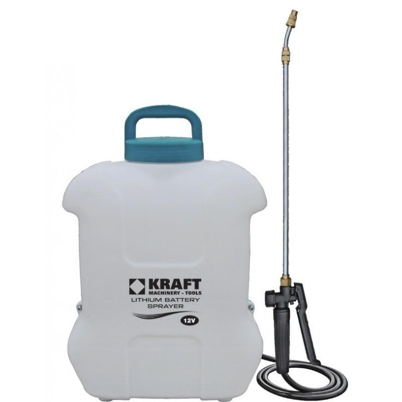Ψεκαστήρας μπαταρίας λιθίου K-DJ160 16 λίτρων 12V 2,5Ah, Kraft