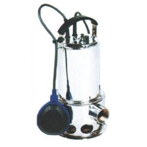 Υποβρύχια αντλία ακαθάρτων υδάτων inox SPD 550X 0,75hp, Kraft