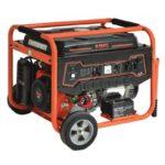 Γεννήτρια βενζίνης με μίζα & μπαταρία LT8000, Kraft