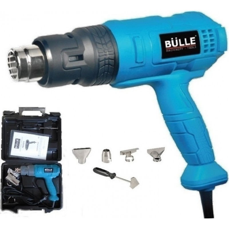 Πιστόλι θερμού αέρα ψηφιακό 2000 Watt, Bulle