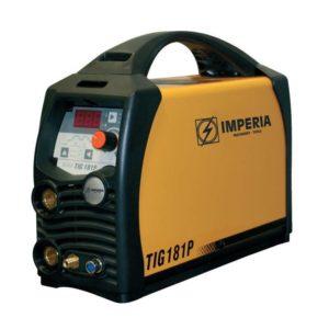Ηλεκτρόκολληση Inverter TIG & MMA παλμικό TIG 181 P, Imperia