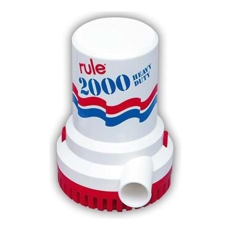 Aντλία Σεντινας Rule 2000 12V, 02634-12