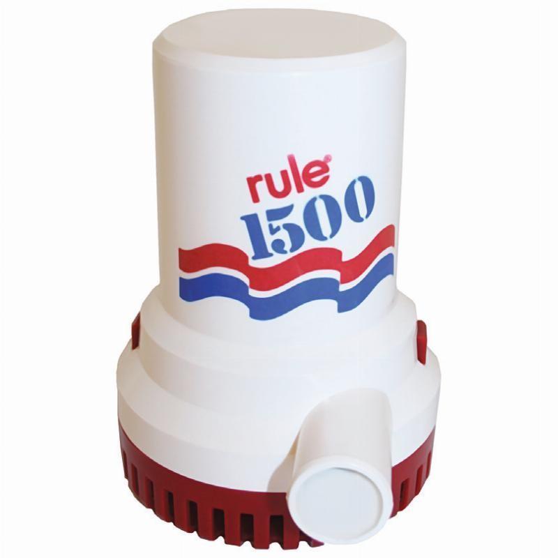 Αντλία Σεντινας Rule 1500 12V , 02633-12