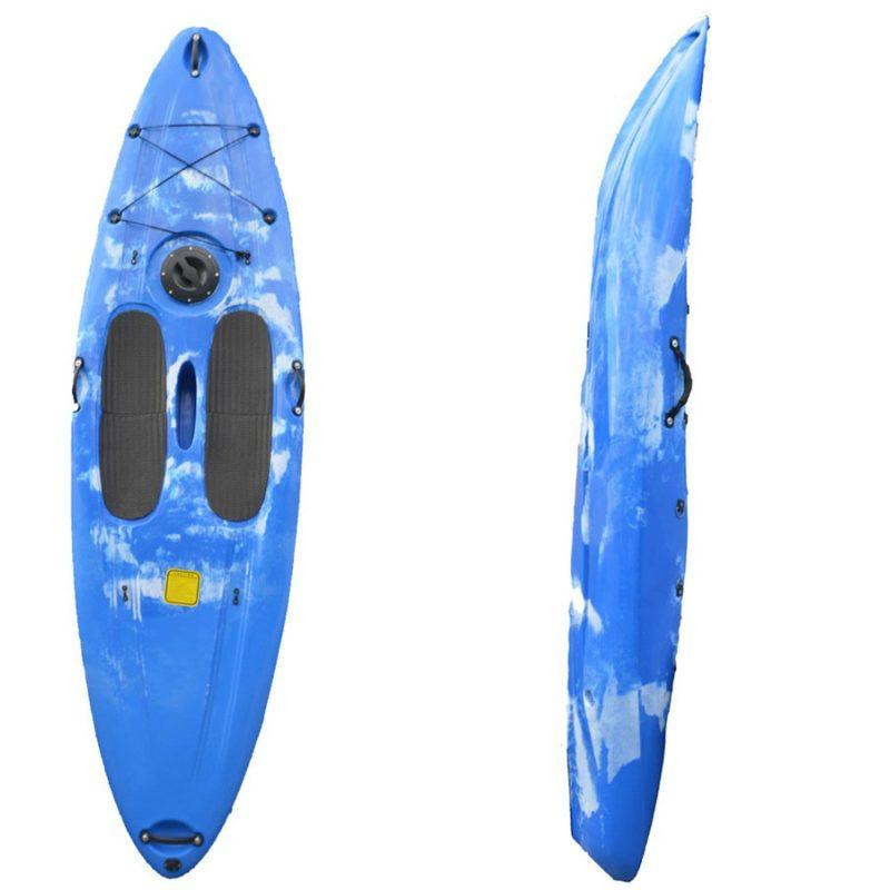 Πλαστικό Sup Adrenaline μπλε, Eval