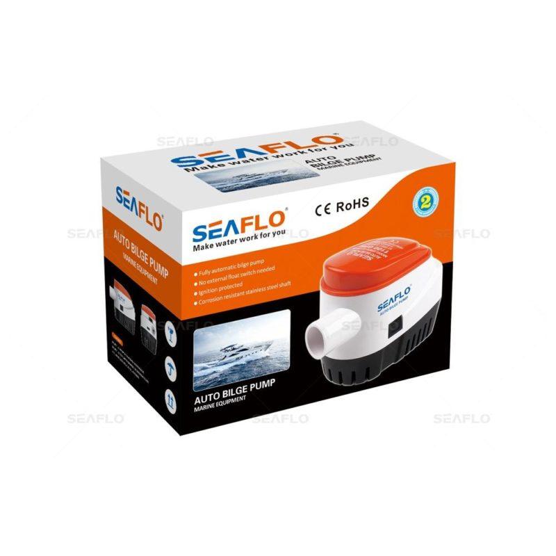Αυτοματη Αντλια Σεντινας 600 Seaflo 24V, 03609-24
