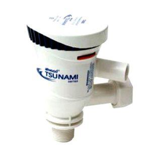 Αντλία σεντίνας Attwood Tsunami με 2 εξόδους, 03747-8