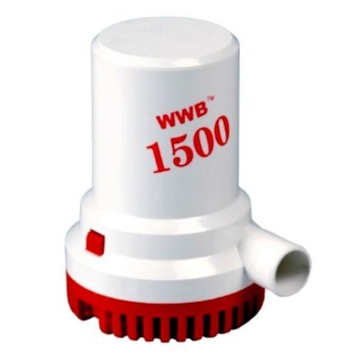 Αντλία σεντίνας WWB 1500 12V, 03957-12