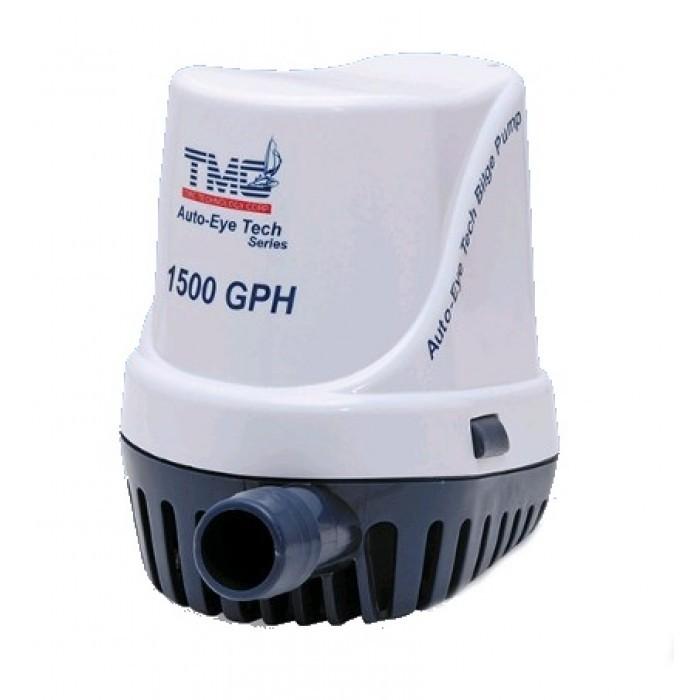 Πλήρως αυτόματη αντλία σεντίνας TMC 1500 24V, 04543-24