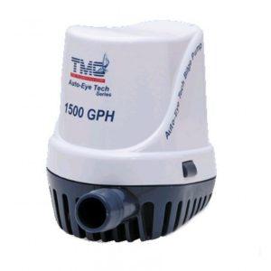 Πλήρως αυτόματη αντλία σεντίνας TMC 1500 12V, 04543-12
