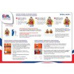 Οδηγίες χρήσης σωσίβιων Solas - L.S.A. Code 03696-3, Eval