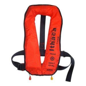 Φουσκωτό σωσίβιο SOLAS 275Ν/PVC άνωση 320N 04745-4Α