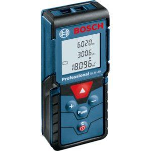 Μετρητής αποστάσεων με λέιζερ GLM 40 Professional, Bosch