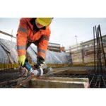 Γωνιακός λειαντήρας GWS 13-125 CIE Professional, Bosch