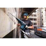 Σκαπτικό πιστολέτο με SDS max GSH 7 VC Professional, Bosch