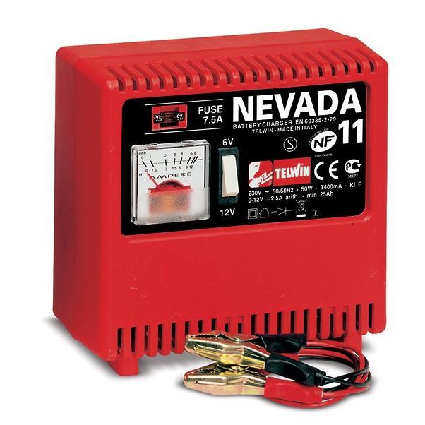 Φορτιστής μπαταριών Nevada 11, Telwin