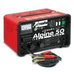 Φορτιστής μπαταριών Alpine 50 Boost, Telwin