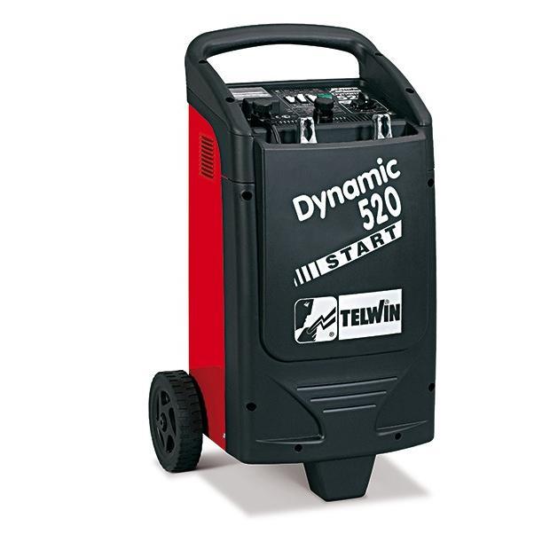 Φορτιστής - εκκινητής Dynamic 520 Start, Telwin