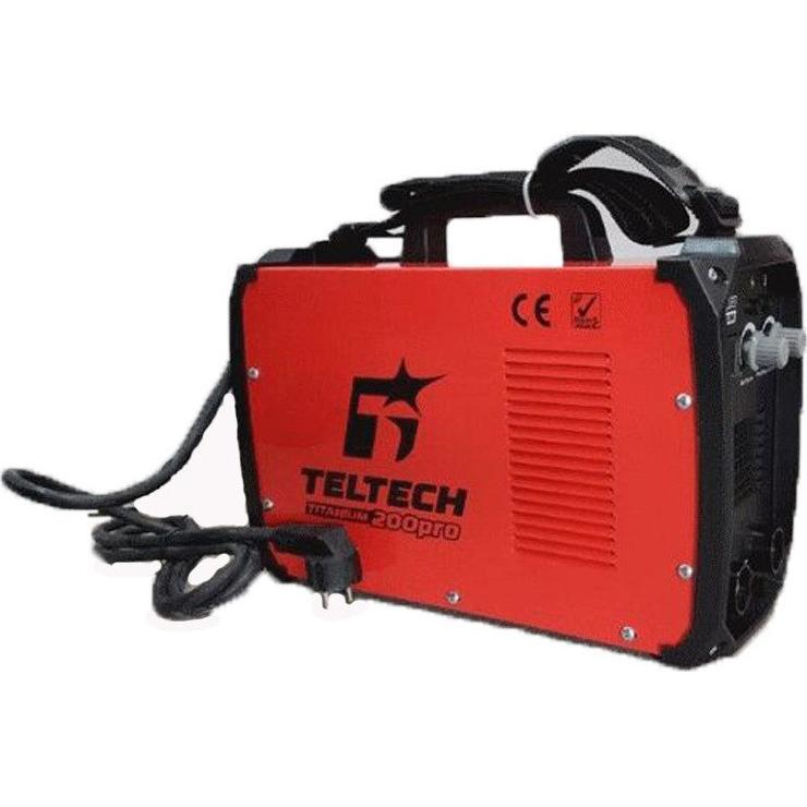 Ηλεκτροκόλληση Titanium 200 Pro, Teltech