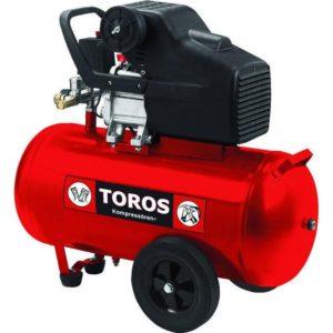 Αεροσυμπιεστής μονομπλόκ 50lt - 2.5 HP, Toros
