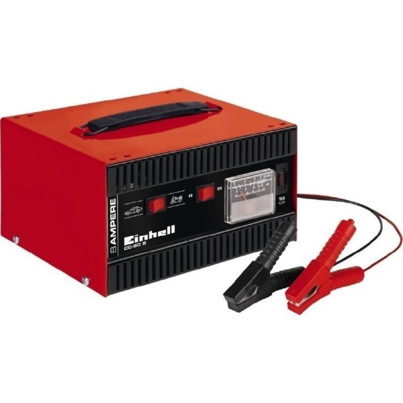 Φορτιστής μπαταρίας CC-BC 8, Einhell