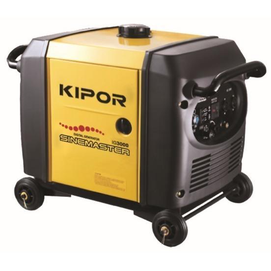 Ηλεκτροπαραγωγό Ζεύγος Kipor Inverter IG 3000