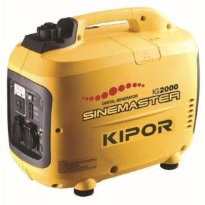 Ηλεκτροπαραγωγό Ζεύγος Kipor Inverter IG 2000