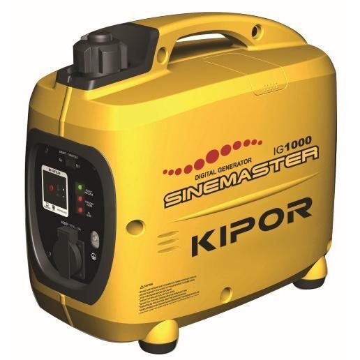 Ηλεκτροπαραγωγό Ζεύγος Kipor Inverter IG 1000