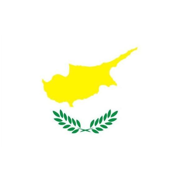 Σημαία Κύπρου 02617-50CYP, Eval