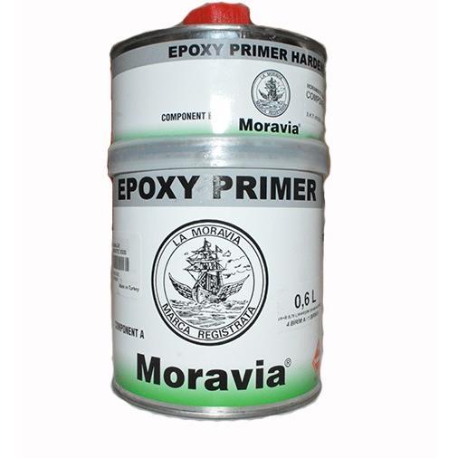 Γκρι εποξικό πραϊμερ 2 συστατικών 1 κιλό 04846-Gr, Eval